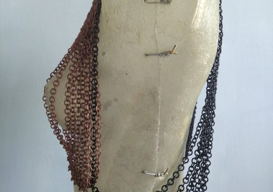 anthi zahou wearable art - item 3b