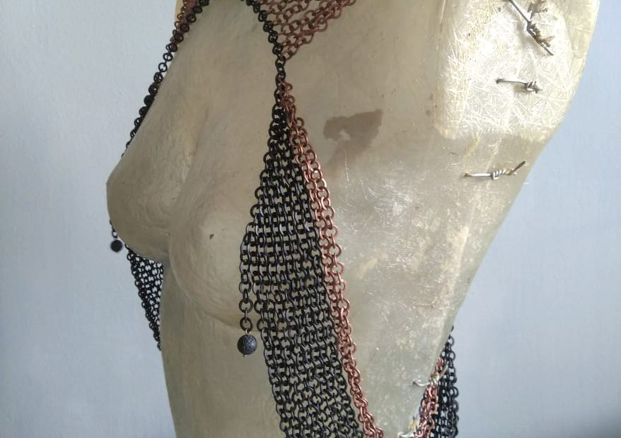 anthi zahou wearable art - item 2b