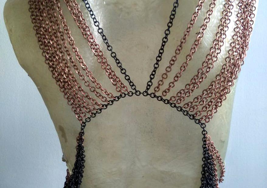 anthi zahou wearable art - item 2c