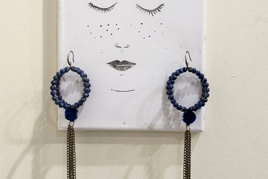 anthi zahou wearable art - exhibitions - one 1