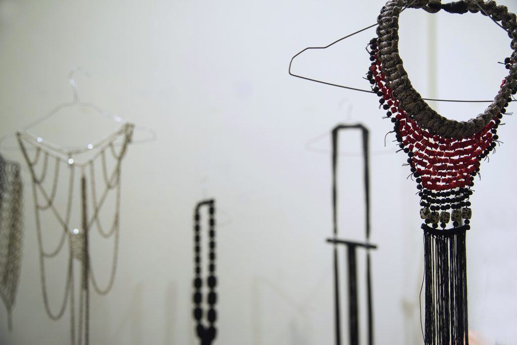 anthi zahou wearable art - exhibitions - one 21