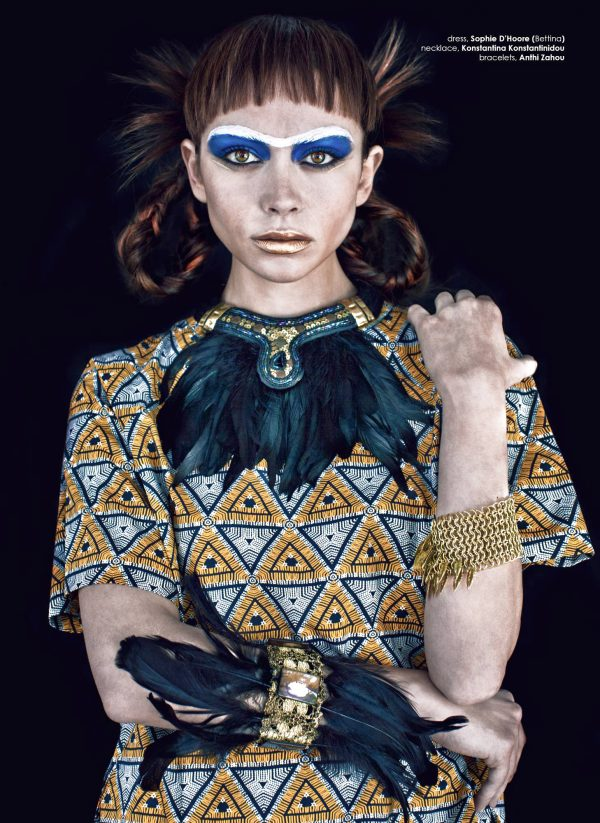 anthi zahou wearable art - editorial 5